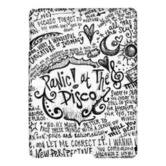 Panic! At The Disco Lyric Quotes Samsung Galaxy Tab S (10 5 ) Hardshell Case