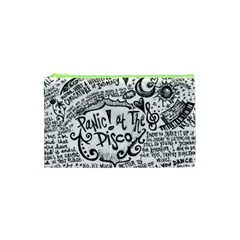 Panic! At The Disco Lyric Quotes Cosmetic Bag (xs)