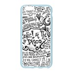 Panic! At The Disco Lyric Quotes Apple Seamless iPhone 6/6S Case (Color) Front