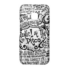 Panic! At The Disco Lyric Quotes HTC One M9 Hardshell Case