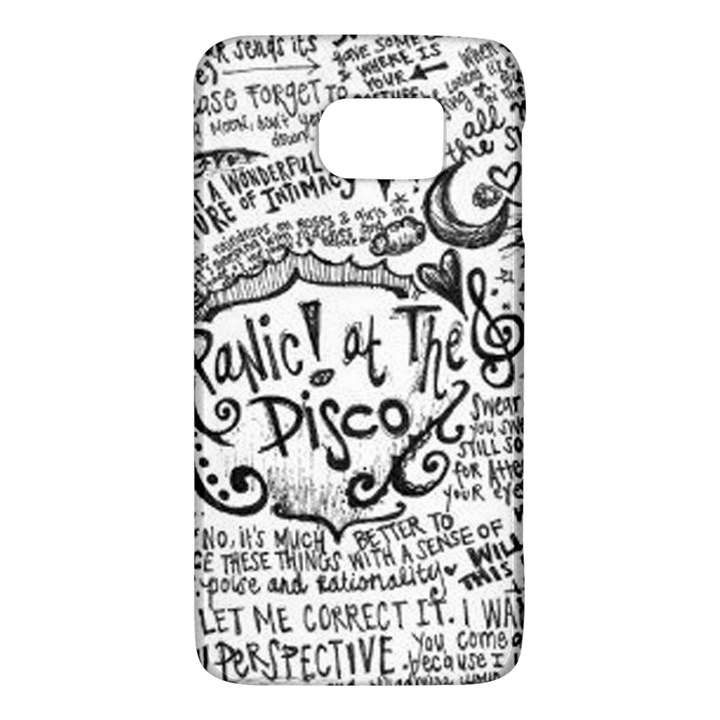 Panic! At The Disco Lyric Quotes Galaxy S6