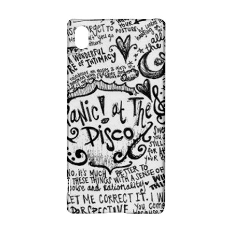 Panic! At The Disco Lyric Quotes Sony Xperia Z3+