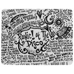 Panic! At The Disco Lyric Quotes Jigsaw Puzzle Photo Stand (Rectangular) Front