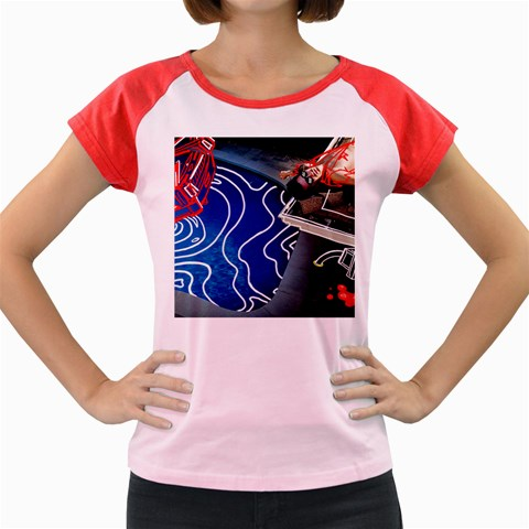 Panic! At The Disco Released Death Of A Bachelor Women s Cap Sleeve T-Shirt