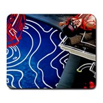 Panic! At The Disco Released Death Of A Bachelor Large Mousepads Front