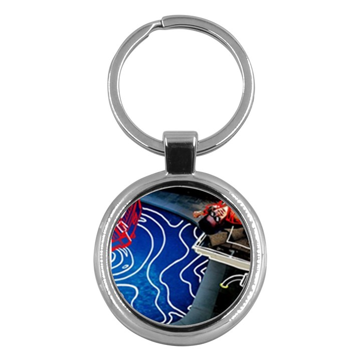 Panic! At The Disco Released Death Of A Bachelor Key Chains (Round)