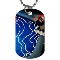 Panic! At The Disco Released Death Of A Bachelor Dog Tag (One Side)