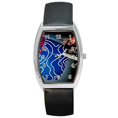 Panic! At The Disco Released Death Of A Bachelor Barrel Style Metal Watch