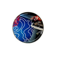 Panic! At The Disco Released Death Of A Bachelor Hat Clip Ball Marker (4 pack)