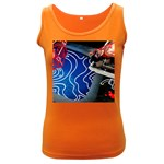 Panic! At The Disco Released Death Of A Bachelor Women s Dark Tank Top Front