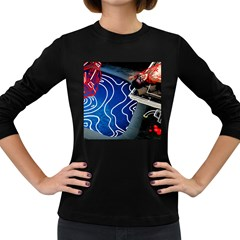 Panic! At The Disco Released Death Of A Bachelor Women s Long Sleeve Dark T-Shirts