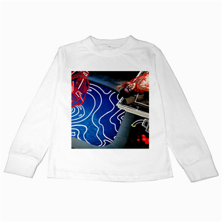 Panic! At The Disco Released Death Of A Bachelor Kids Long Sleeve T-Shirts