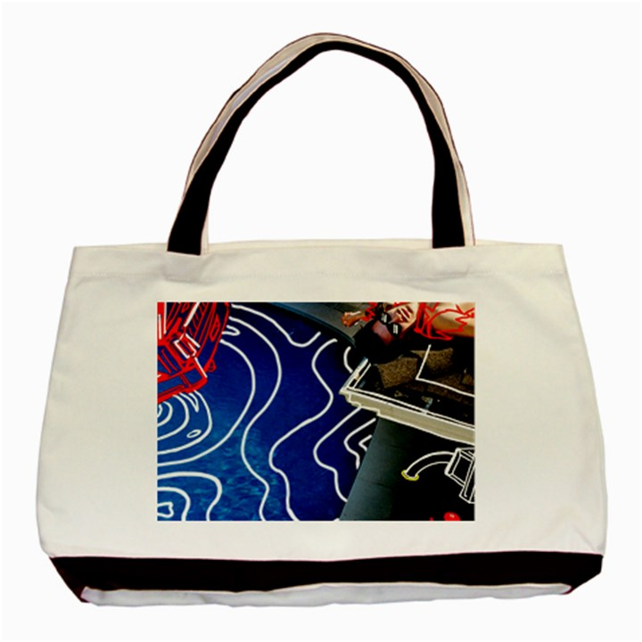 Panic! At The Disco Released Death Of A Bachelor Basic Tote Bag