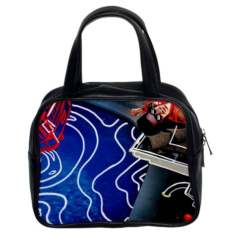 Panic! At The Disco Released Death Of A Bachelor Classic Handbags (2 Sides)