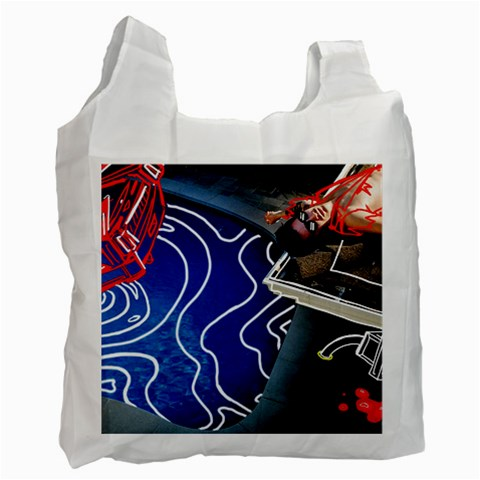 Panic! At The Disco Released Death Of A Bachelor Recycle Bag (Two Side)