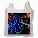 Panic! At The Disco Released Death Of A Bachelor Recycle Bag (Two Side)  Back