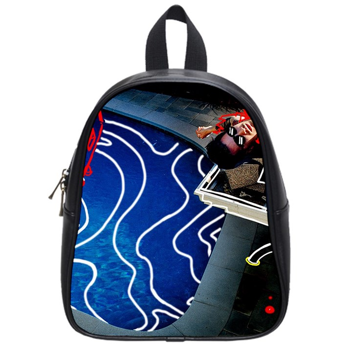 Panic! At The Disco Released Death Of A Bachelor School Bags (Small)