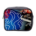 Panic! At The Disco Released Death Of A Bachelor Mini Toiletries Bag 2-Side Front