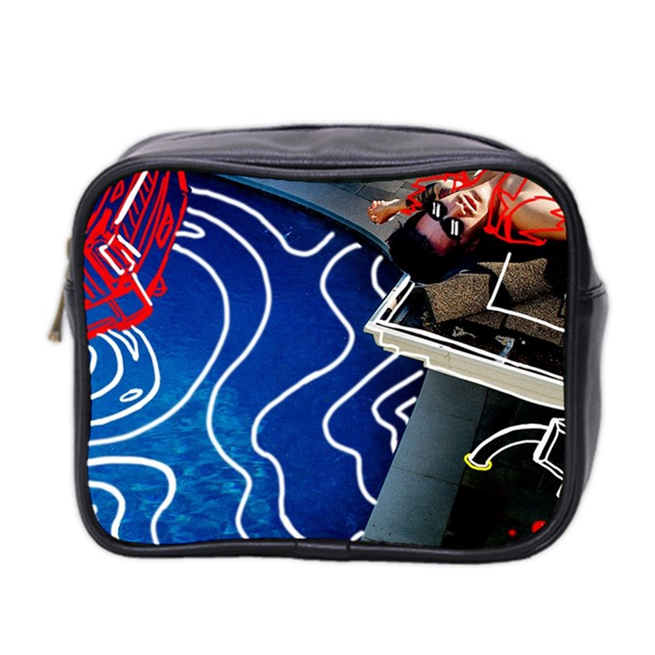 Panic! At The Disco Released Death Of A Bachelor Mini Toiletries Bag 2-Side