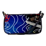 Panic! At The Disco Released Death Of A Bachelor Shoulder Clutch Bags Front