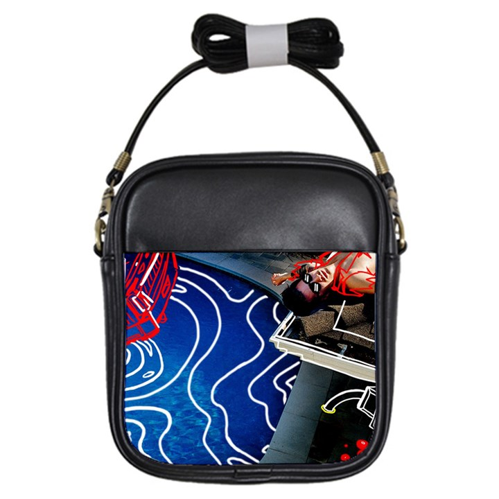 Panic! At The Disco Released Death Of A Bachelor Girls Sling Bags