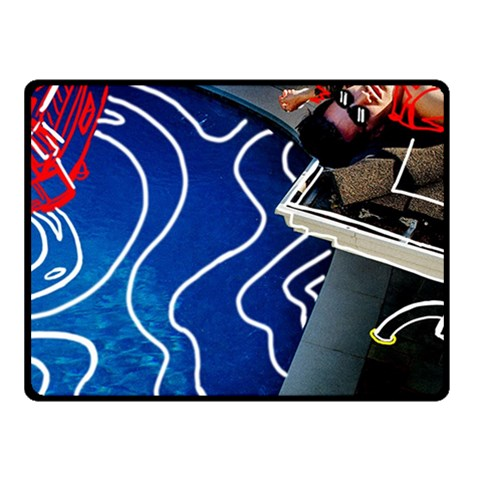 Panic! At The Disco Released Death Of A Bachelor Fleece Blanket (Small)