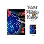 Panic! At The Disco Released Death Of A Bachelor Playing Cards 54 (Mini)  Front - Heart10