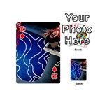 Panic! At The Disco Released Death Of A Bachelor Playing Cards 54 (Mini)  Front - Diamond10