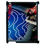 Panic! At The Disco Released Death Of A Bachelor Apple iPad 2 Case (Black) Front