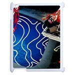 Panic! At The Disco Released Death Of A Bachelor Apple iPad 2 Case (White) Front