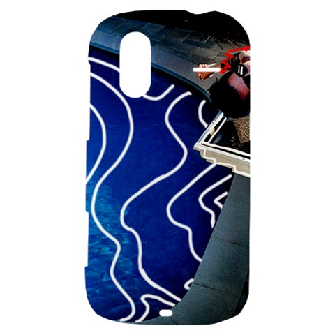 Panic! At The Disco Released Death Of A Bachelor HTC Amaze 4G Hardshell Case