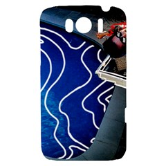 Panic! At The Disco Released Death Of A Bachelor HTC Sensation XL Hardshell Case