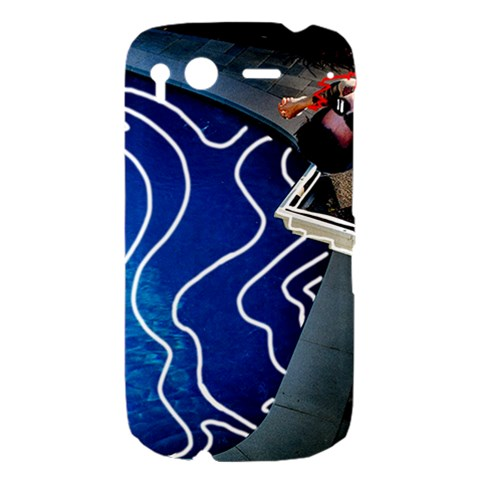 Panic! At The Disco Released Death Of A Bachelor HTC Desire S Hardshell Case