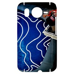 Panic! At The Disco Released Death Of A Bachelor HTC Desire HD Hardshell Case