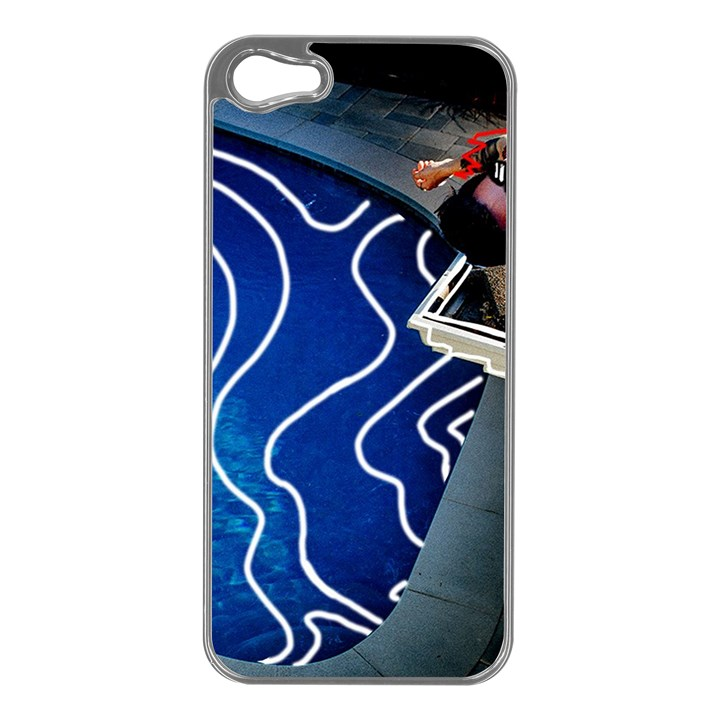 Panic! At The Disco Released Death Of A Bachelor Apple iPhone 5 Case (Silver)