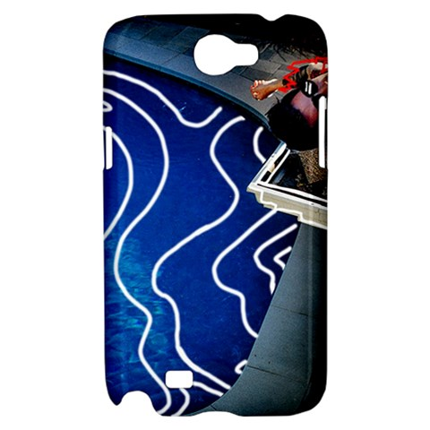 Panic! At The Disco Released Death Of A Bachelor Samsung Galaxy Note 2 Hardshell Case