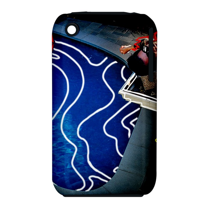 Panic! At The Disco Released Death Of A Bachelor Apple iPhone 3G/3GS Hardshell Case (PC+Silicone)