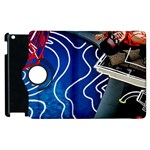 Panic! At The Disco Released Death Of A Bachelor Apple iPad 3/4 Flip 360 Case Front