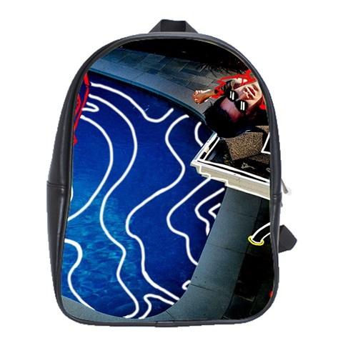 Panic! At The Disco Released Death Of A Bachelor School Bags (XL)