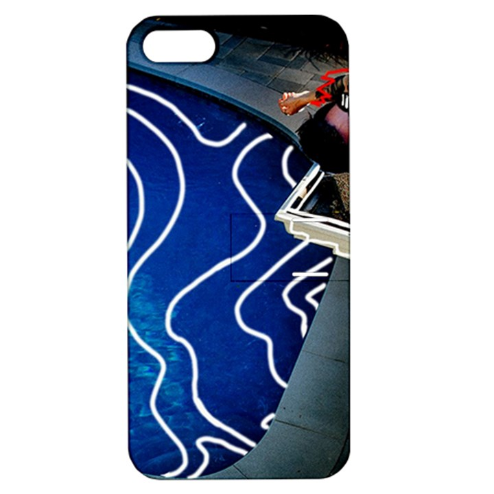 Panic! At The Disco Released Death Of A Bachelor Apple iPhone 5 Hardshell Case with Stand