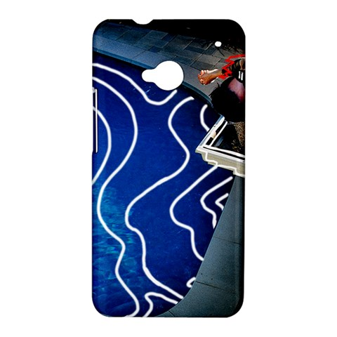 Panic! At The Disco Released Death Of A Bachelor HTC One M7 Hardshell Case
