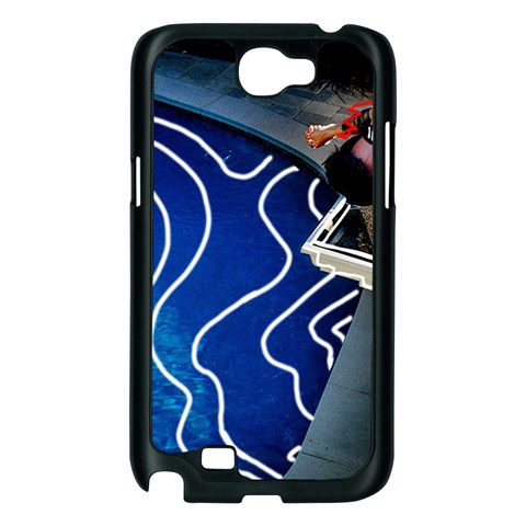Panic! At The Disco Released Death Of A Bachelor Samsung Galaxy Note 2 Case (Black)