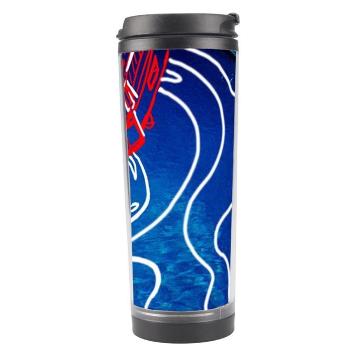 Panic! At The Disco Released Death Of A Bachelor Travel Tumbler