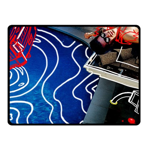 Panic! At The Disco Released Death Of A Bachelor Double Sided Fleece Blanket (Small)