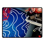 Panic! At The Disco Released Death Of A Bachelor Double Sided Fleece Blanket (Small)  50 x40 Blanket Front