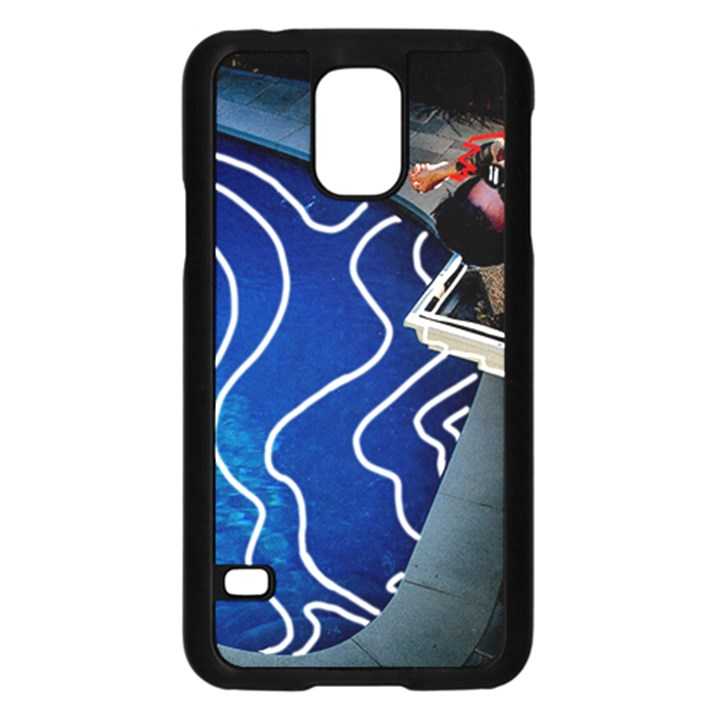 Panic! At The Disco Released Death Of A Bachelor Samsung Galaxy S5 Case (Black)