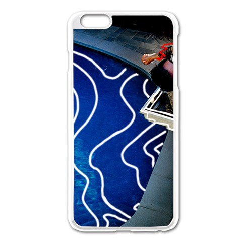 Panic! At The Disco Released Death Of A Bachelor Apple iPhone 6 Plus/6S Plus Enamel White Case