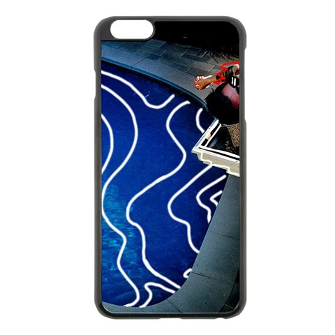 Panic! At The Disco Released Death Of A Bachelor Apple iPhone 6 Plus/6S Plus Black Enamel Case
