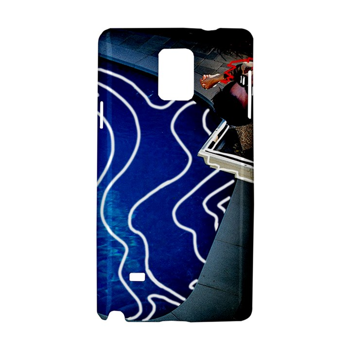 Panic! At The Disco Released Death Of A Bachelor Samsung Galaxy Note 4 Hardshell Case