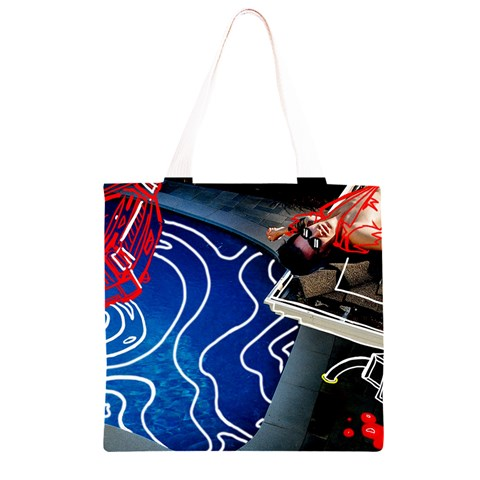 Panic! At The Disco Released Death Of A Bachelor Grocery Light Tote Bag